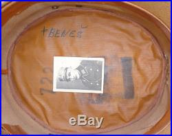 1930's Pre WW2 SA Cap. Stormtrooper Hat. Kepi. With RZM Tag and photo. German