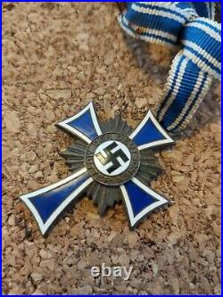 1938 Cross of Honour of the German Mother, Exceptional Condition