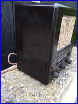 1938 german Adolf Hitler tuberadio radio VE301 dyn rare tube radio NAZI