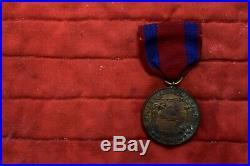 1st Nicaraguan Campaign Medal1912 #243 1st Type Original