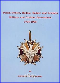 #632 POLAND KRAKOW POLISH AIR FORCE SCHOOL BADGE, 1919