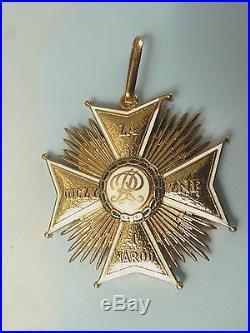 #76#23 Poland Polish III Republic Order Of The White Eagle, 1992, Complete Set