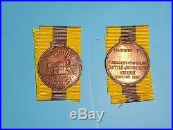 A0136 USMC Soochow Creek Medal 1937 Version