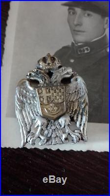Amblem M 1938 policijski straari Kingdom Yugoslavia Serbia m 1938 police guard