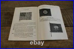 Antique 1919 Military School Catalogue Cadet Uniforms & Equipment Henderson Ames