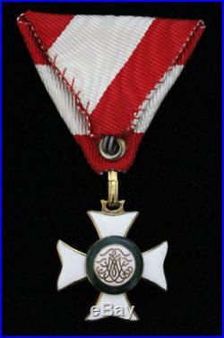 Austria Order Of Maria Theresa Breast Badge