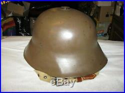Austrian Berndorfer helmet