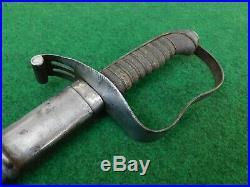 Austrian Infantry Officer Sword M1861 Solingen
