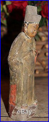 Authentic From Shanghai China 9 Chinese Guardian Figure Estate Sale