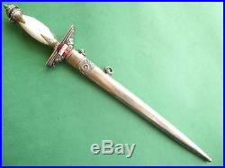 Aviation Sword Austria wz. 1935 signature ZEITLER WIEN VII