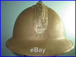 Belgian army ABL armee Adrian M31 helmet casque stahlhelm casco elmo WW2