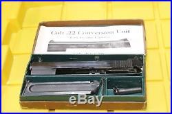 Colt Ace 1911 A1.22 Cal Conversion unit in original Colt box 1-10 Rnd Mag
