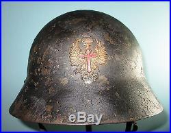 Czech / Spanish helmet casco stahlhelm Espagnol casque elmetto civil war xx