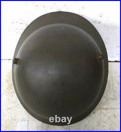 Czech m30 Experimental helmet, Spanish Civil War issued, complete RARE