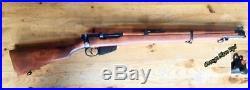 Denix Replica British Enfield Rifle WWI, WWII, Non-Firing, Rare