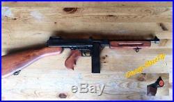 Denix Replica M1928 Military Version Thompson Machine gun, Non-Firing