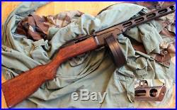Denix Replica Soviet WWII PPSh-41 SMG, Brand New