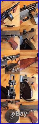 Denix, Thompson Tommy Gun Machine Gun, non-firing prop
