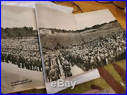 Deutschland Erwacht Nazi Cigarette Album Color Complete 1933
