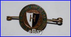 Dublin Brigade Irish Volunteers IRA original membership badge pin