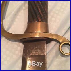 Early Soviet Russian Shashka Sword