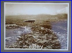 Exceptional 1920's Photo Album of Hawaii with 46 Full Size Page AAF Photos