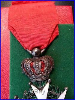 FRANCE, EMPIRE, MONARCHY, ORDER LEGION OF HONOR 1830, HENRY IV, very rare