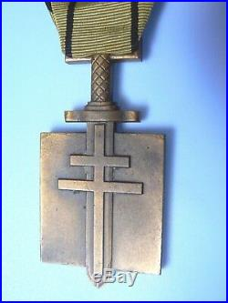 FRANCE WII ORDER OF LIBERATION MEDAL, TYPE I, 1945, very rare
