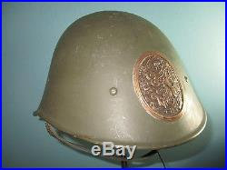 Fine Dutch M34 helmet WW2 Stahlhelm casque casco elmo Kask ivere