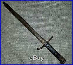 Finnish Bayonet FISKARS FINLAND 1930s