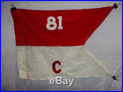 Flag847 WW 2 US Army Cavalry Guide on 81st Regiment Squadron C W9A