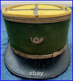 French Forestry Service Kepi version 1931 Rare Orig. Cond