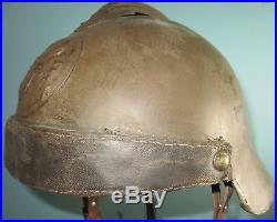 French M23 Adrian tank helmet casque stahlhelm casco elmo WW1 verdun char