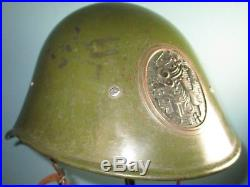 Genuin Dutch M34 helmet Stahlhelm casque casco elmo Kask ivere xx