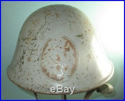 Genuine Dutch 1940 M38 helmet Stahlhelm casque casco elmo Kask WW2