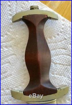 German Antique SA Knife / Dagger WW2 Tiger Solingen
