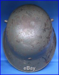 German M29 Army Helmet Weimar Era Droop Visor