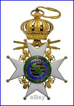 German Order Sachsen-Coburg und -Gotha, Sachsen-Ernestinischer Hausorden (5870)