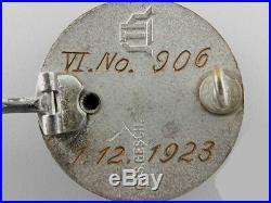German Stahlhelm WW1 Badge
