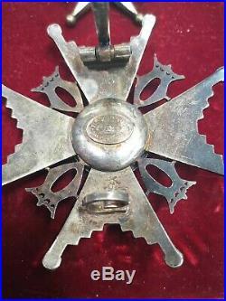 Grand Officer of Order of Norway St Olav Medal