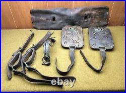 Harness SADDLE M1927, Machine Gun Cart & 37mm Howitzer mrtkd US