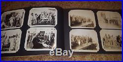 Incredible Rare Pre Wwii Uss Lexington Photo Album! Incredible Photos