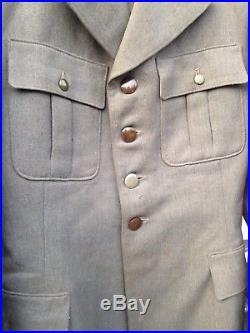 Italian Fascist Milizia Mvsn Tunic Uniform Insignia Fez Visor Cap Pnf Militia
