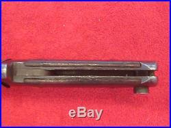 Italian Original Carcano Model 1938 Fixed Folding Bayonet WithMetal Scabbard