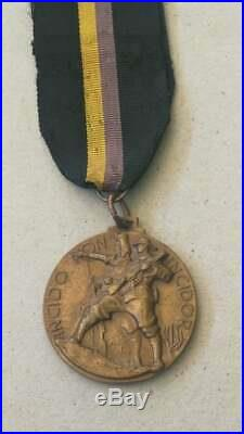 Italian fascist medal Gruppo battaglioni ccnn eritrea africa aoi coloniale war