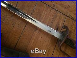 Japanese Army Dress Sword And Bayonet Ww2