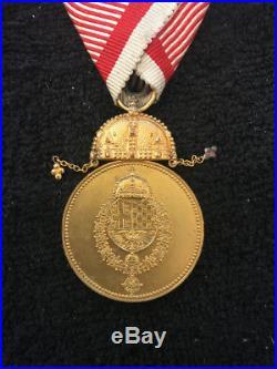 KINGDOM YUGOSLAVIA RARE HOUSEHOLD MEDAL SERBIA order orden ordre old antique