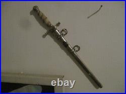Kingdom YUGOSLAVIA, Ceremonial Dagger of Police Officers