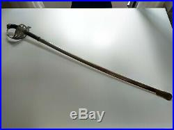 Kingdom of YUGOSLAVIA Officer Sabre Sword M20