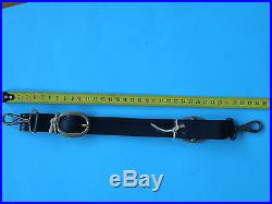 Kingdom of Yugoslavia Serbia Navy Petty Officer Hangers for a dagger